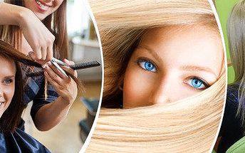 Střih (technikou 3D stříhání) pro všechny délky vlasů