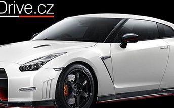 30 minut jízdy snů ve voze Nissan GT-R v Ostravě a Olomouci. Pojištění a kauce je v ceně!