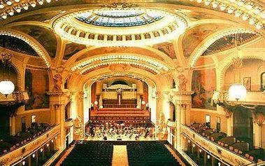 Mozart, Vivaldi, Pachelbel: Koncerty v Obecním domě