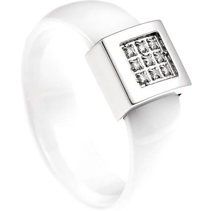 Chic ceramic Dámský prsten MB-SCBA 4.B