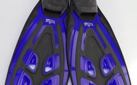 Caiman modré 40-41 ploutve Salvas