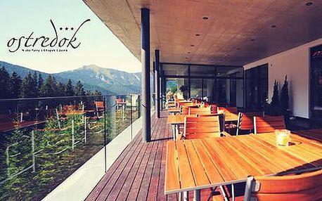 Hotel Ostredok*** v Jasné s wellness a polopenzí