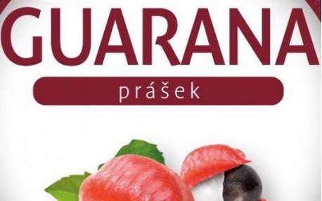 Guarana prášek 100g!