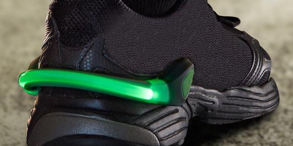 Tchibo, Klipy s LED na boty, 2 ks