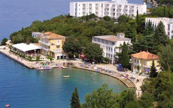 Chorvatsko, oblast Krk, doprava vlastní, polopenze, ubytování v 2,5* hotelu na 8 dní