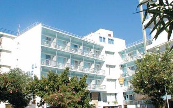 Řecko, oblast Rhodos, doprava letecky, polopenze, ubytování v 2* hotelu na 8 dní