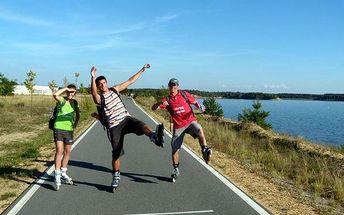 INLINE v Německu: Jednodenní VÝLET k nejkrásnějším stezkám v Evropě! Sobota 25.7.