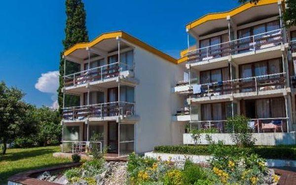 Chorvatsko, oblast Kvarner, doprava vlastní, polopenze, ubytování v 1* hotelu na 8 dní