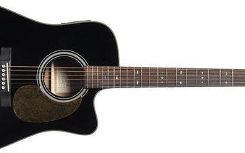 Elektroakustická kytara Recording King RD-16-CFE-BK