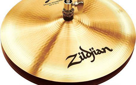 """Činely hi-hat Zildjian 12"""" A special recording hi hat"""