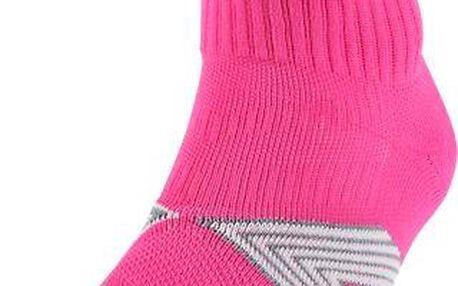 Běžecké ponožky Cushion Dynamic Arch Quarter