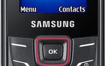 Samsung E1200R Black/Red (GT-E1200KRRETL)