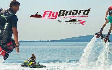 Zážitkový let na flyboardu