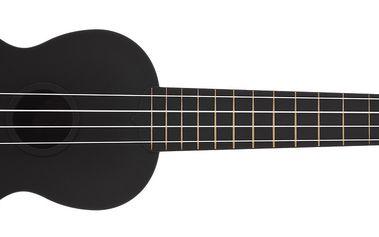 Akustické ukulele Woodi UK-21BK(BK)