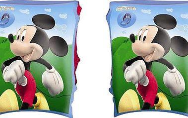 Bestway Nafukovací rukávky - Mickey Mouse/Minnie