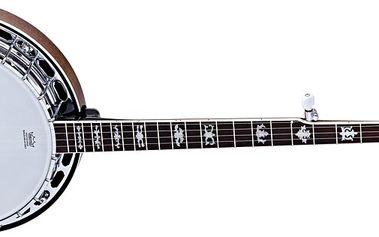 Pětistrunné banjo Ortega OBJ750-MA
