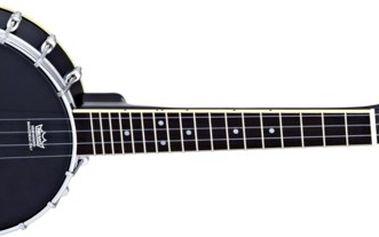 Banjo-Ukulele Ortega OUBJ100-SBK