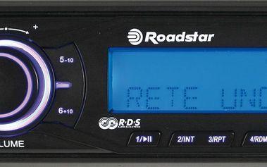 RU-285BT Autorádio PLL/RDS,USB,BT