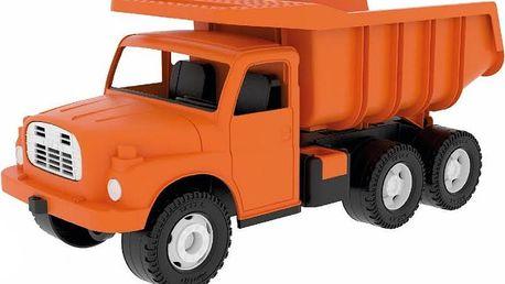 Legendární hračka Tatra T 148 oranžová