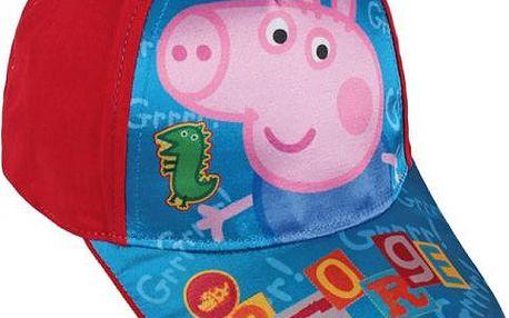 Dětská kšiltovka Peppa Pig Tom