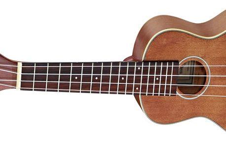 Levoruké akustické ukulele Ortega RU10L