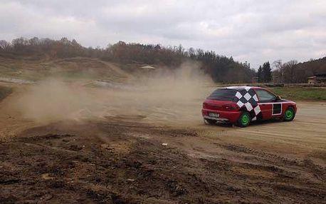 Autocross na vlastní kůži na profi dráze
