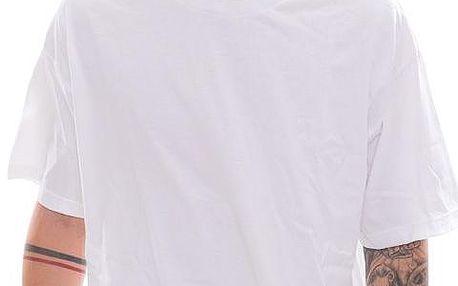 Triko Rebel8 Basic White bílá