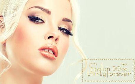 Kompletní kosmetické ošetření značkovou kosmetikou Le Chaton