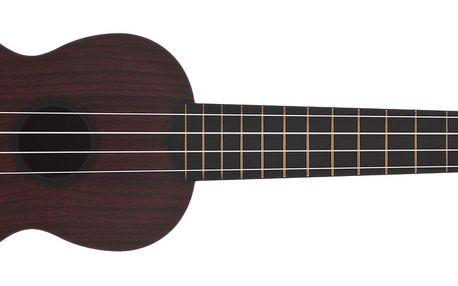 Akustické ukulele Woodi WU-21W(BK)