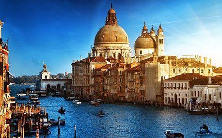 3denní zájezd do Itálie s návštěvou vinic v Trentu, Benátek a ostrova Lido pro 1