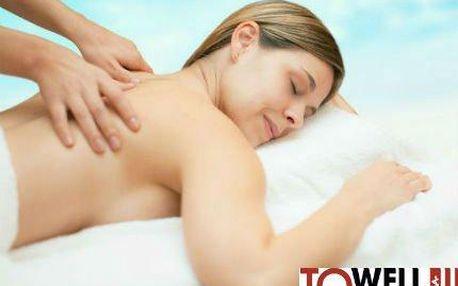Klinica To-well: Výběr z hodinových masáží