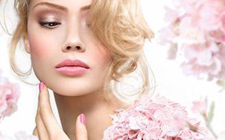 Letní kosmetické ošetření s použitím ultrazvukové špachtle a formování obočí zdarma jako dárek!
