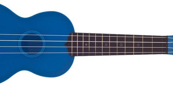 Akustické ukulele Woodi UK-21BL(BK)
