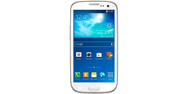 Samsung I9301 Galaxy SIII Neo White