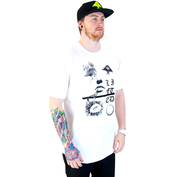 Triko LRG Light White