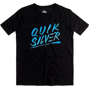 Quiksilver Classic Tee Youth A23 Anthracite