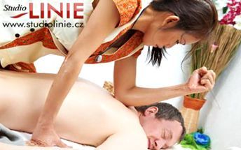 Pravá hodinová thajská masáž v centru
