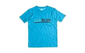 Quiksilver Classic Tee Single Player Norse Blue