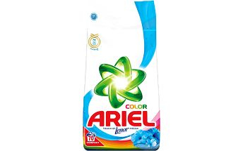 Ariel Touch of Lenor Fresh Color 4,9 kg