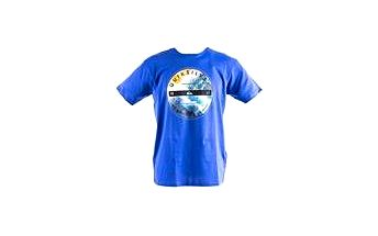 Quiksilver Classic Tee Being There, bílá, XL