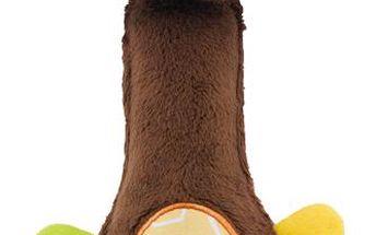 Skip Hop Giraffe Safari - Chrastítko Opička