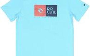 Rip Curl Ripawatu SS Tee Blue Atoll K, modrá, 128