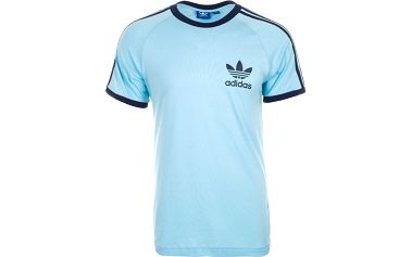 Adidas originals Sport Ess Tee Blublu, modrá, XL