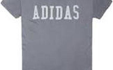 Adidas originals LDN P BK Tee Grey/Multc, šedá, 36