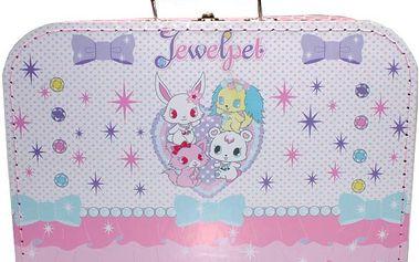 Jewelpet dětský kufřík, 35 cm