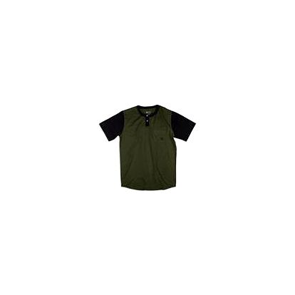 Matix Standard S/S BB T-Shirt Army, zelená, L