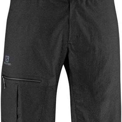 Salomon Minim Short M Black, černá, 56
