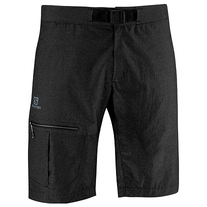 Salomon Minim Short M Black, černá, 50