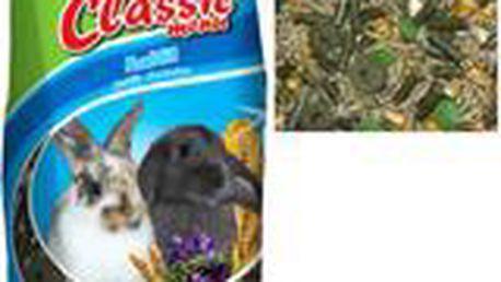 Krmivo Classic menu králík 25 kg