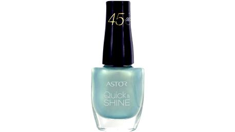 Lak na nehty Astor Quick & Shine Nail Polish Odstín 309 Time For Holiday